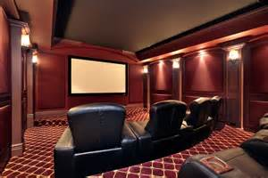 Small Home Theater Seating Small Theater Rooms Studio Design Gallery Best Design