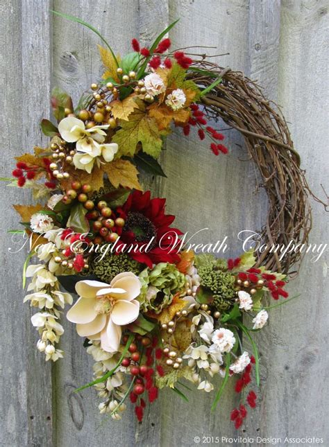 autumn wreaths 25 best ideas about fall wreaths on