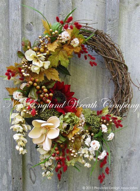 fall wreaths 25 best ideas about fall wreaths on