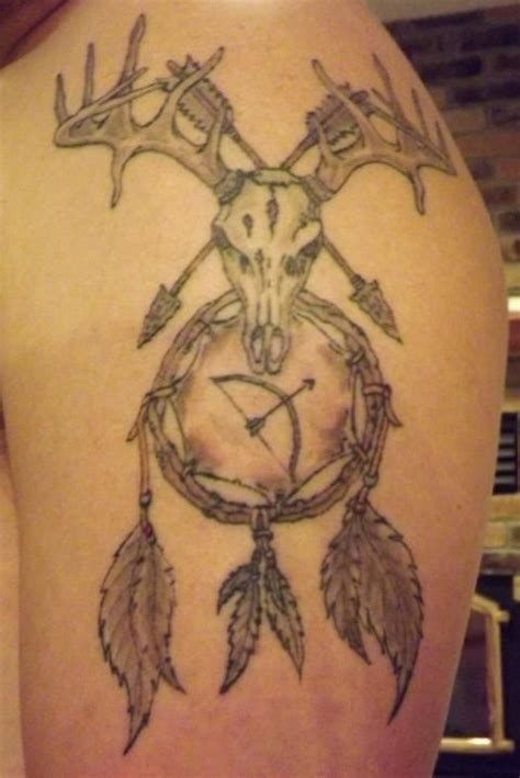 hunting and fishing tattoo designs tattoos 2012 field fishing and