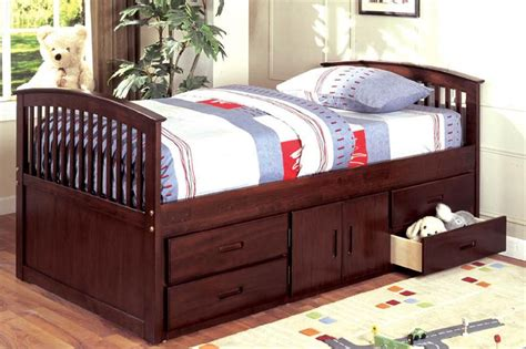 Childrens Bed With Drawers by Beds With Storage Drawers Www Imgkid The