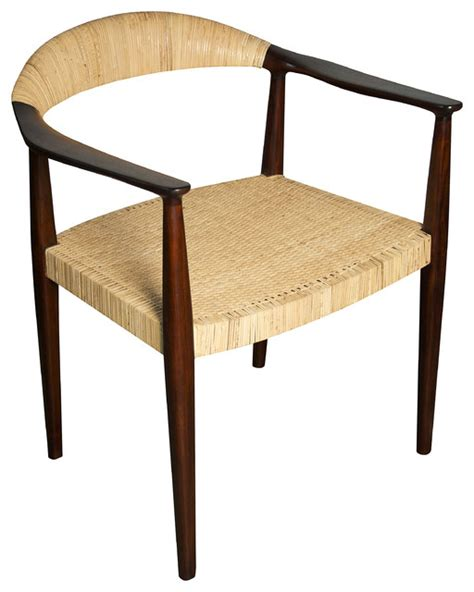 beale chair tropical dining chairs by noir