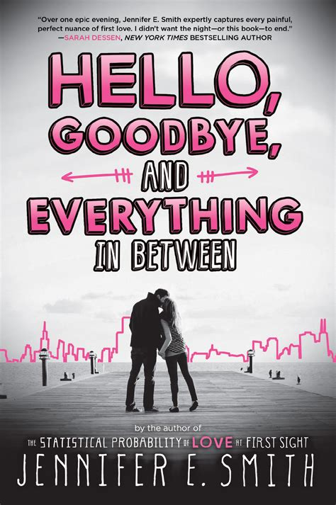 hello goodbye and everything in between by e