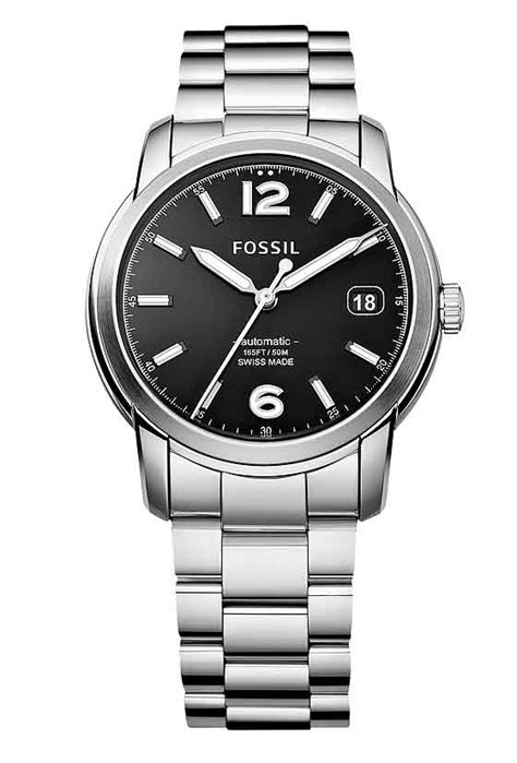 Fossil No Kw Branded Usa 1 fossil goes upscale with new swiss made watches watchtime usa s no 1 magazine
