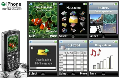 drawing themes for mobile phones iphone theme for se k750 by vivonl on deviantart