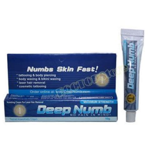 strongest tattoo numbing cream rated strongest numbing tattoo numb cream pain relief dr