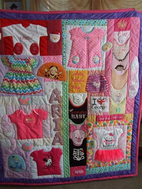 Turn Baby Clothes Into Quilt 17 best ideas about puff quilt on quilt