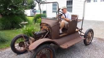 When Did Ford Start Cars Model T Ford Starts After 60 Years