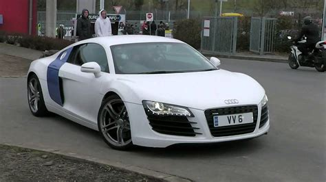 Audi R8 Youtube by Girl Drives Audi R8 Youtube