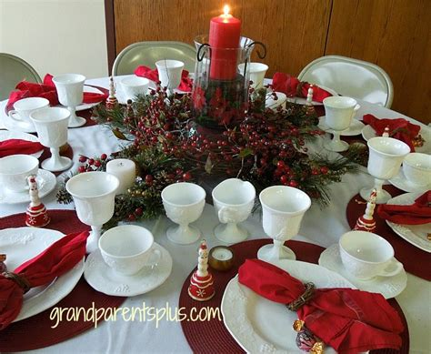 christmas place settings awesome christmas table settings part 2 grandparentsplus com