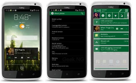 htc kitkat themes how to easily install android 4 4 kitkat on htc one x