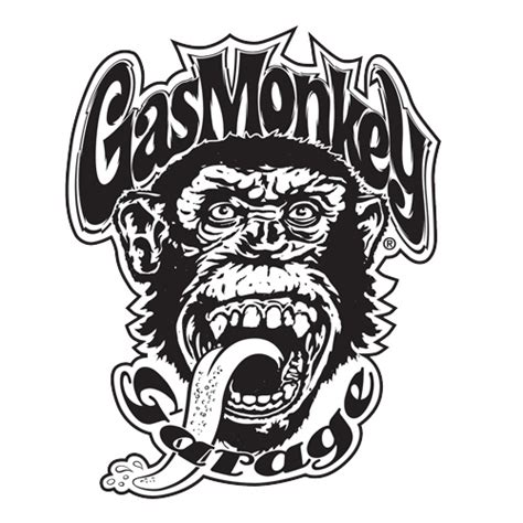 gas monkey tattoo stickers products gas monkey garage gas monkey