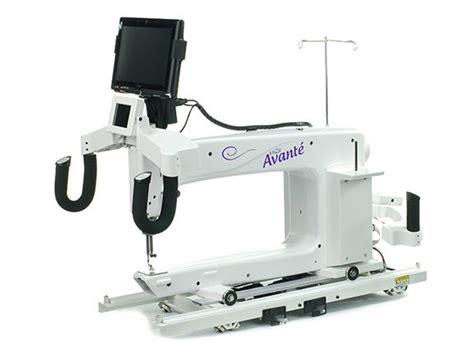 Hq Avante Longarm Quilting Machine by Handi Quilter Arm Sit Machines