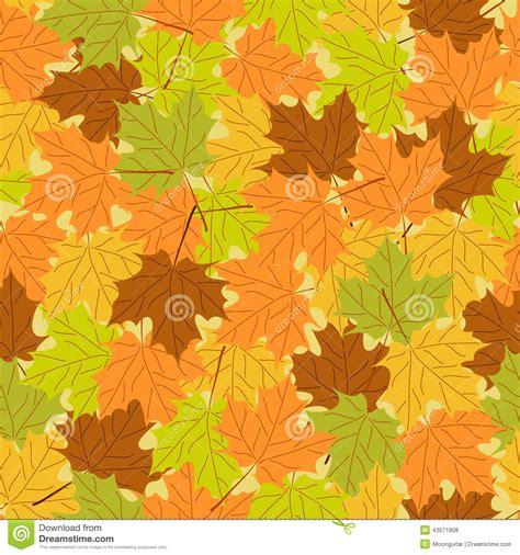 seamless leaf pattern vector maple leaf seamless pattern vector seamless background