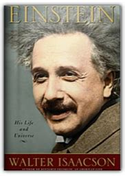 einstein biography by walter isaacson library