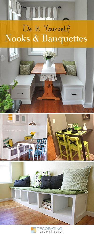 Build your own banquette storage bench downloadable free plans