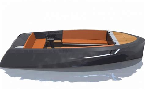 aluminium boot met motor lillebror alumunium tender sloepen
