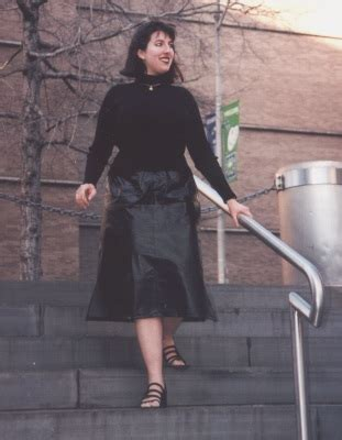 cassiopeia black pvc skirt