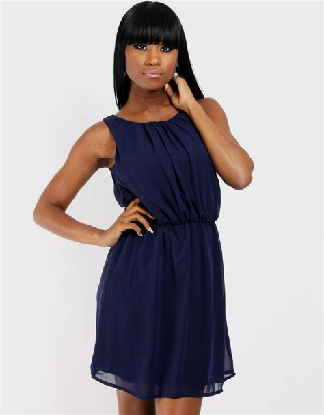 Casual In Navy Blue blue casual dresses for juniors naf dresses