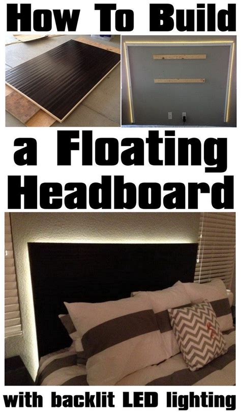how to build a floating bed best 25 floating headboard ideas on pinterest head