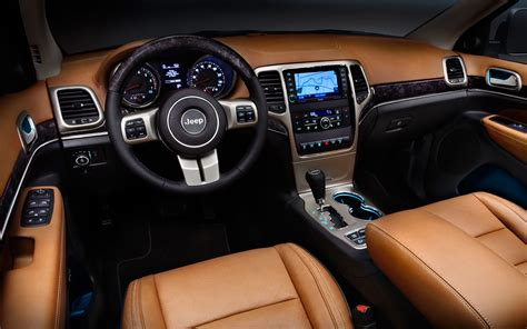 2014 Jeep Grand Interior by 2014 Jeep Grand Interior