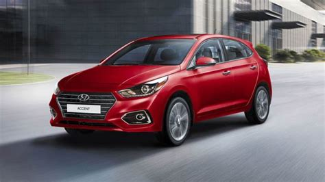 2019 Hyundai Accent Hatchback by Hyundai Accent 2019 Announced In Ph With P700k Price List