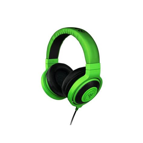 Headset Gaming Warwolf R3 sl 250 chadl 225 razer kraken rz12 00870100 r3m1 zelen 225 hej sk