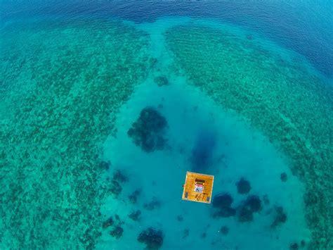 Manta Resort Underwater Room by Underwater Room X Manta Resort Mr Goodlife