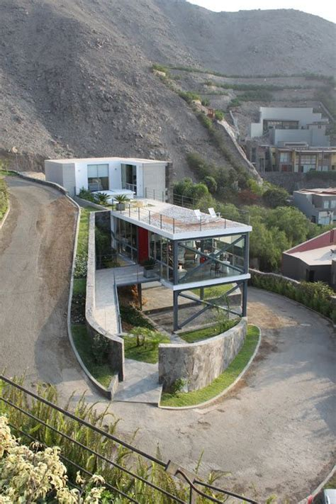 houses built on slopes 20 best project steep house images on pinterest