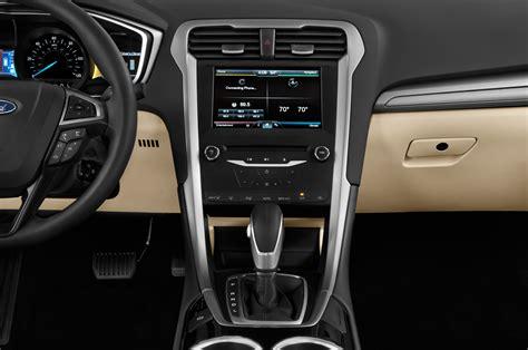 download car manuals 2012 ford fusion instrument cluster 2015 ford fusion hybrid instrument panel interior photo automotive com