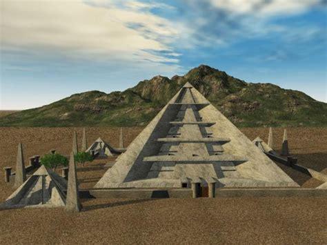 Interior Design Simulator Free science fiction pyramid temple 3ds 3d studio max