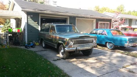 Jeep Wagoneer Forum 73 Jeep Wagoneer Project The Amc Forum