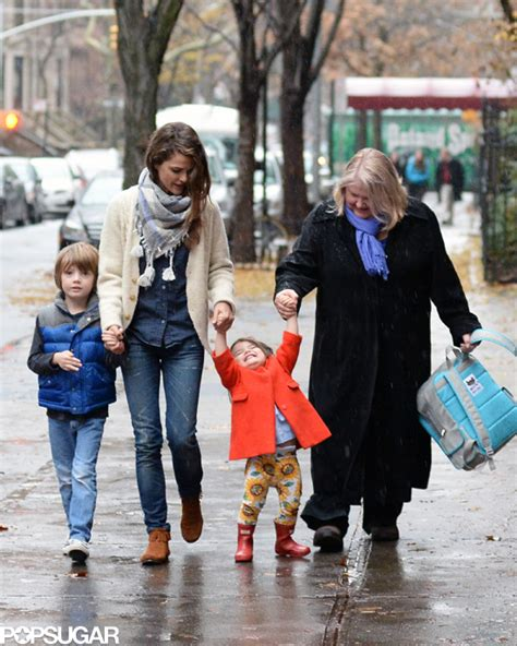 matthew rhys brooklyn heights keri russell with children in brooklyn popsugar celebrity