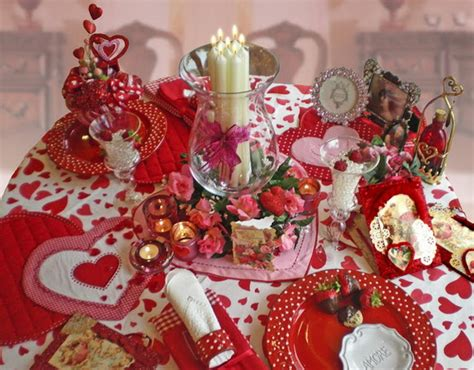 valentine dinner table decorations romantic table decorating ideas for valentine s day