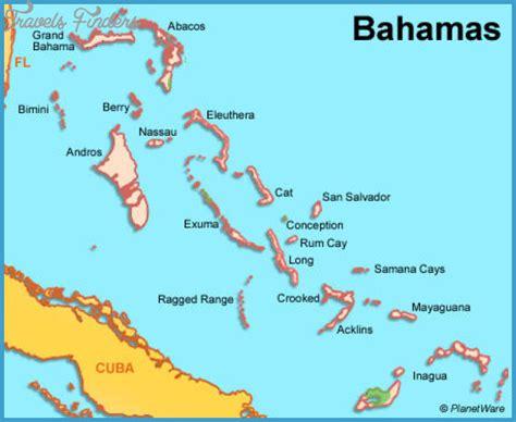map usa bahamas bahamas map travelsfinders