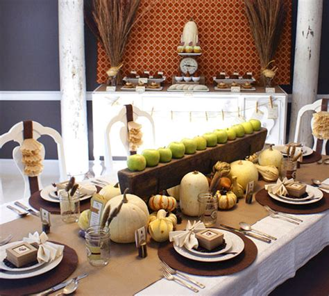 ideas table decorations thanksgiving dinner 5 harvest themed thanksgiving tables