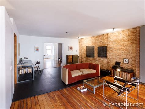 york apartment  bedroom loft apartment rental   east side ny