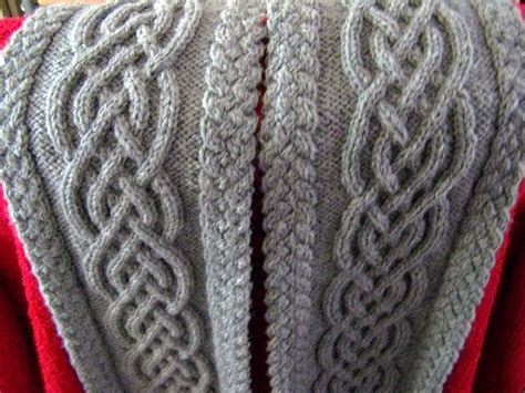 celtic knitting patterns ravelry celtic cable scarf pattern by lewis