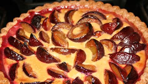 tarte aux quetsches italian plum tart recipe on food52