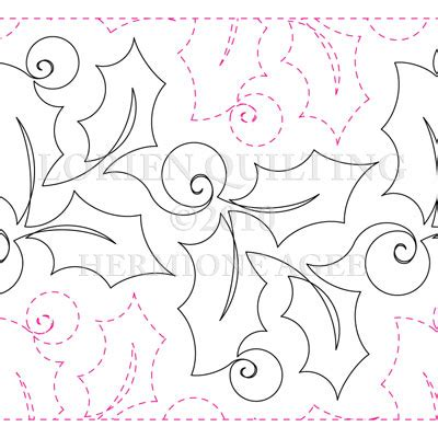 Pantograph Patterns For Longarm Quilting by Quilting Pantographs Patterns Patterns For