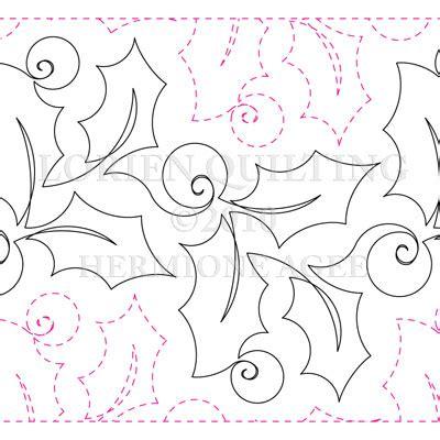 pantograph quilting patterns quilt pattern