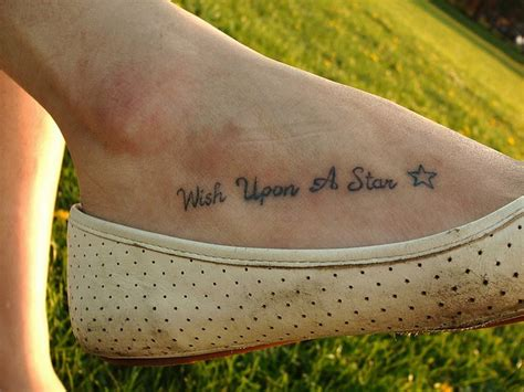 25 cute foot tattoos for girls