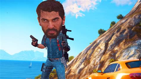 just cause 3 bobblehead just cause 3 easter egg bobble pogo