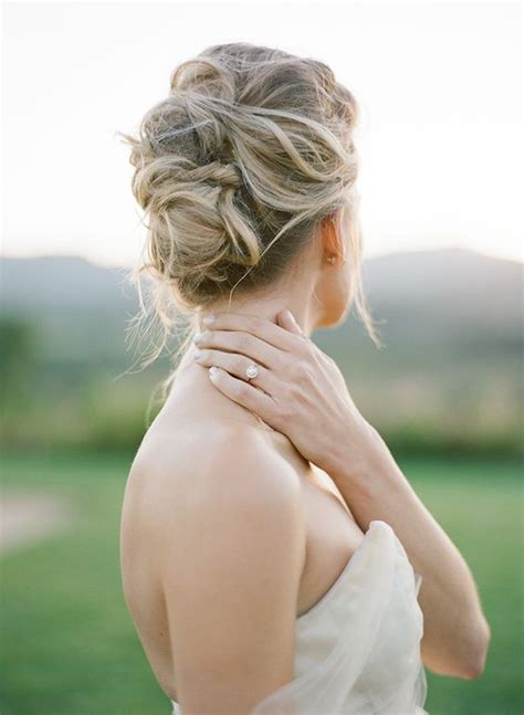 Wedding Hair Updo Soft by Picture Of Soft Updo For A Modern