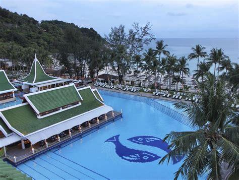 agoda phuket book le meridien phuket beach resort phuket thailand