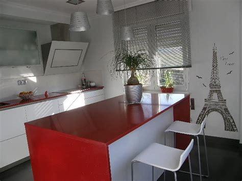 cocinas blancas y rojas cocinas blancas y rojas cocinas