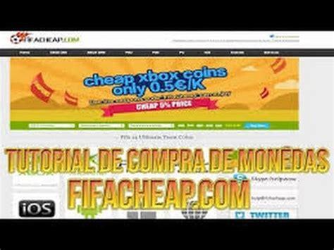 tutorial comprar monedas ut tutorial comprar monedas fifa 15 youtube