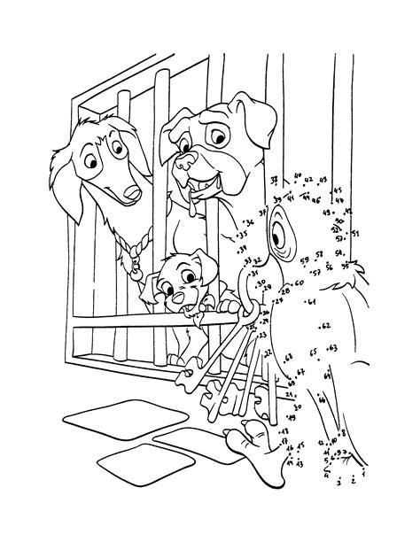 102 dalmatians coloring pages coloringpages1001 com
