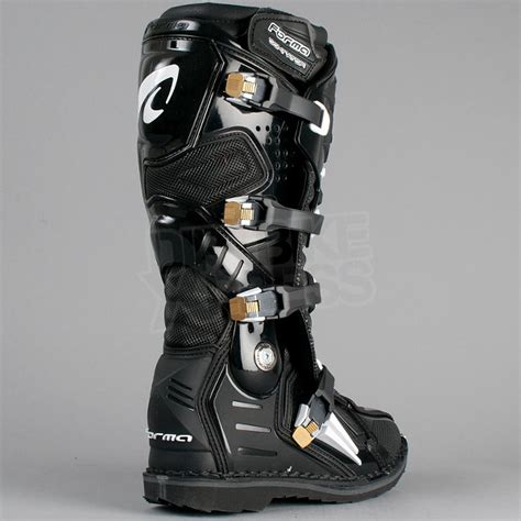 forma motocross boots forma dominator tx boot black dirtbikexpress