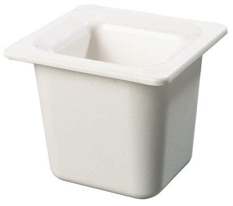 vml motors inventory carlisle sixth size food pan 1 6 qt cap white 4vml5